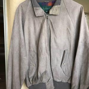 Other - amazing men's suede jacket